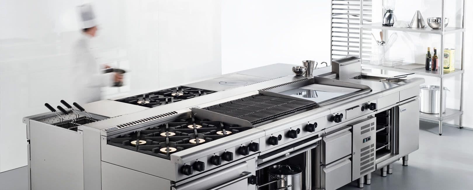 اجزای آشپزخانه صنعتی - اجزای آشپزخانه صنعتی | اجزای آشپزخانه صنعتی چیست؟