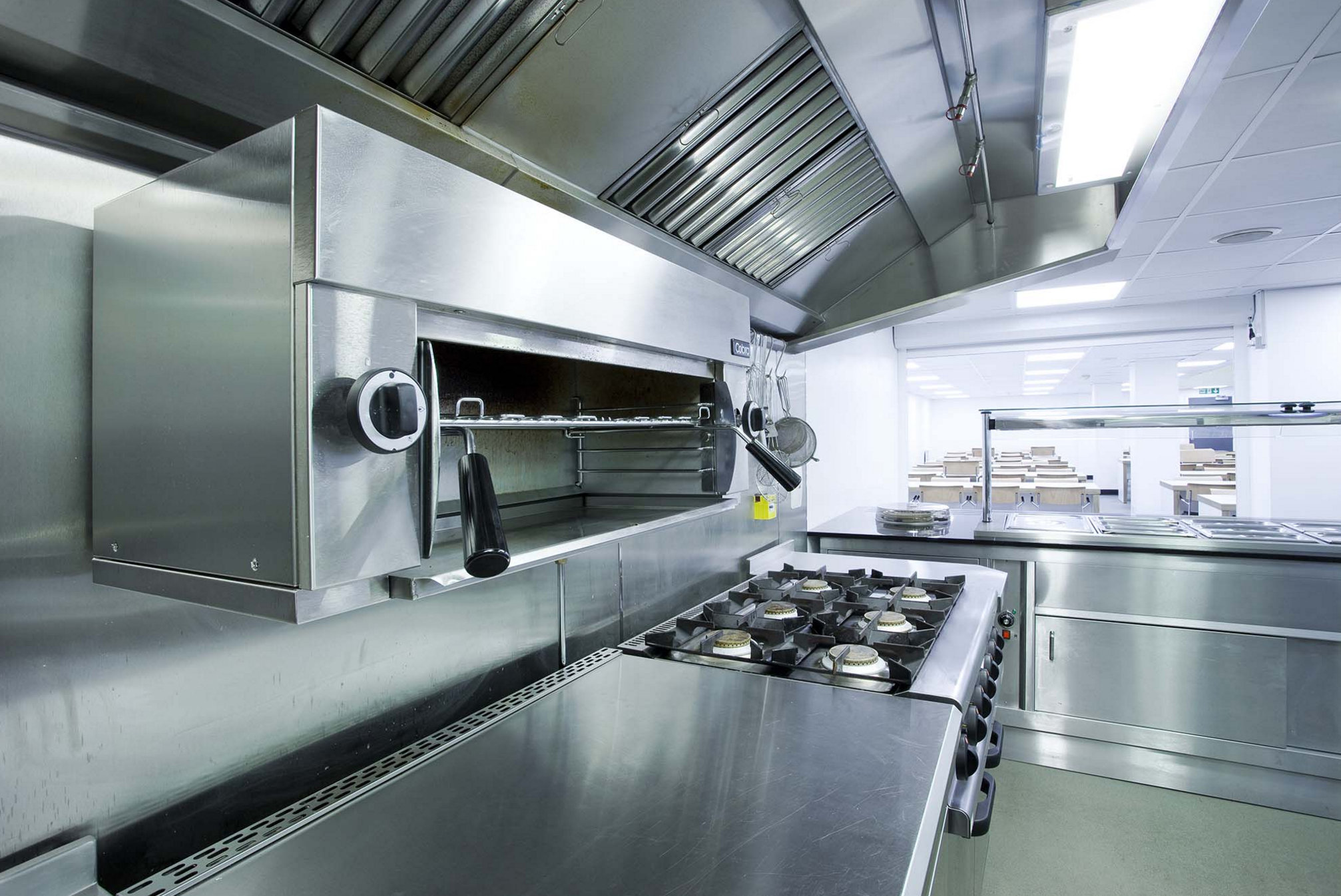 تجهیزات پخت غذا ویژه رستوران - تجهیزات پخت غذا ویژه رستوران | خرید تجهیزات رستوران