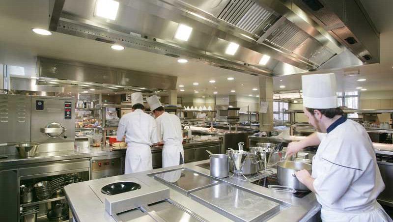 توصیه های طلایی در طراحی آشپزخانه صنعتی - توصیه های طلایی در طراحی آشپزخانه صنعتی