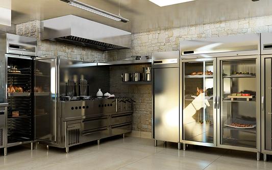 سیستم تهویه رستوران و آشپزخانه صنعتی - راه اندازی سیستم تهویه رستوران و آشپزخانه صنعتی