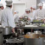 شرایط یک آشپزخانه صنعتی استاندارد
