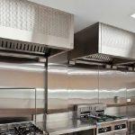 در طراحی آشپزخانه صنعتی چه نکاتی را رعایت کنیم؟