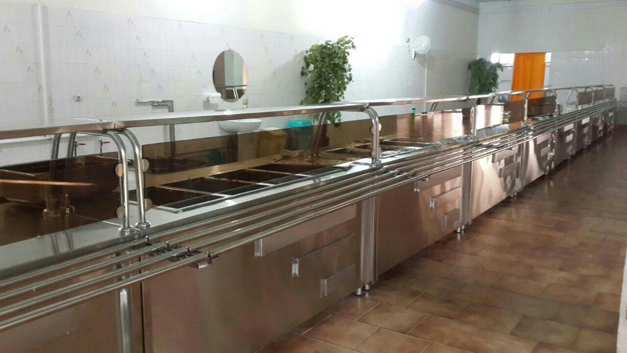 چگونه آشپزخانه صنعتی خوبی داشته باشیم؟ - چگونه آشپزخانه صنعتی خوبی داشته باشیم؟